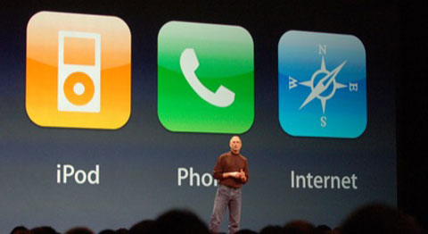 apple's charismatic ceo steve jobs