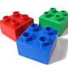 customize lego blocks