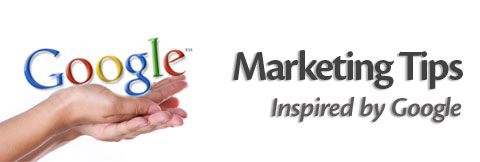 what google can teach you about marketing