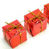 reward client loyalty with presents