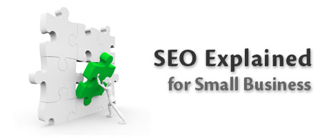 SEO explained for Small Business