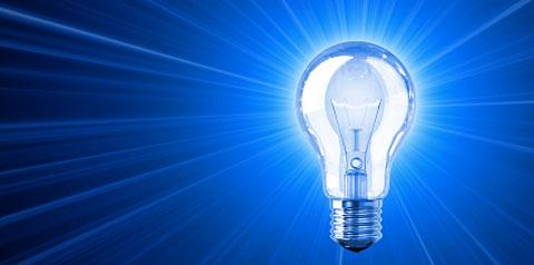bright light bulb trigger event